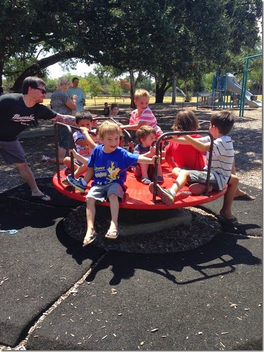Top 6 Parks in Round Rock for Kids: Cat Hollow Park