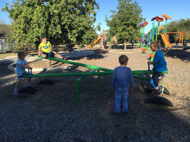 Top 6 Parks in Round Rock for Kids: Chisholm Valley Park