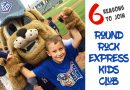 6 Reasons to Join the Round Rock Express Kids Club