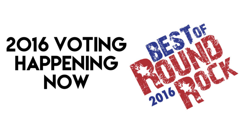 4th Annual Best of Round Rock – 2016