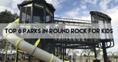 Top 6 Parks in Round Rock for Kids