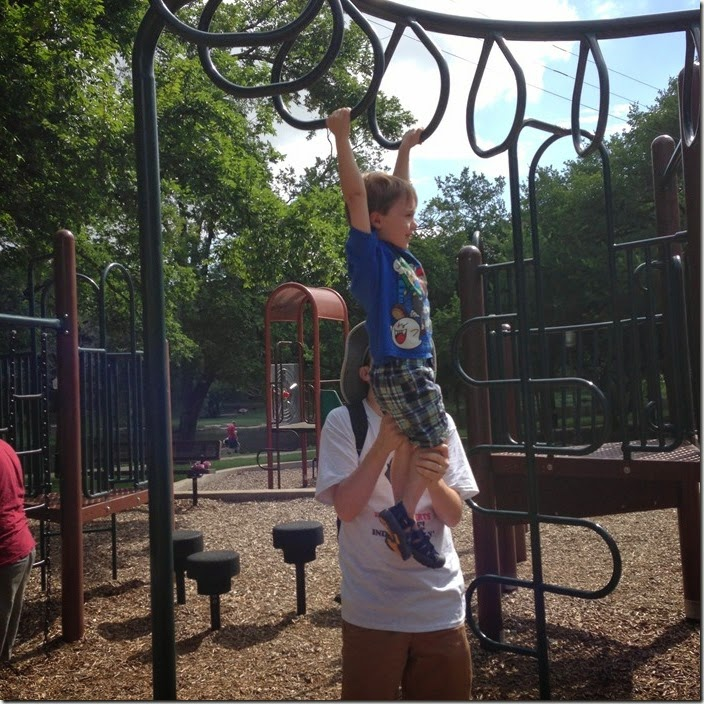 Top 6 Parks in Round Rock for Kids: Memorial Park
