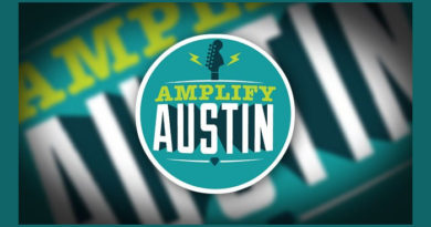 LOVE THE ROCK on Amplify Austin Day