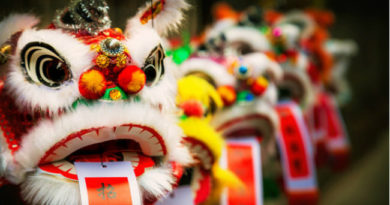 Celebrate Chinese New Year at Preschool Storytime