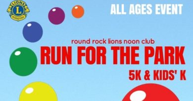 Run for the Park 5K & Kids' K