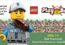 LEGO Play Ball Tour at the Round Rock Express: April 7-9, 2017