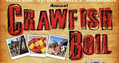 Central Texas Harley Davidson Annual Crawfish Boil
