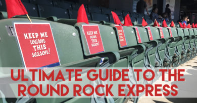 Ultimate Guide to the Round Rock Express for 2018