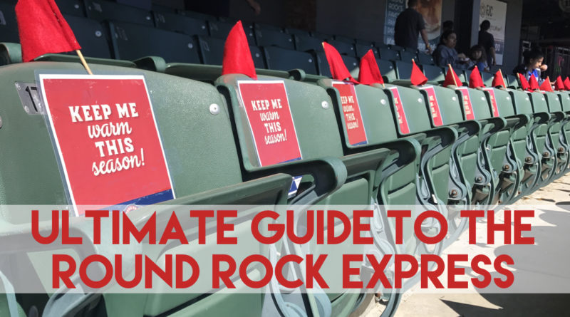 Ultimate Guide to the Round Rock Express for 2017