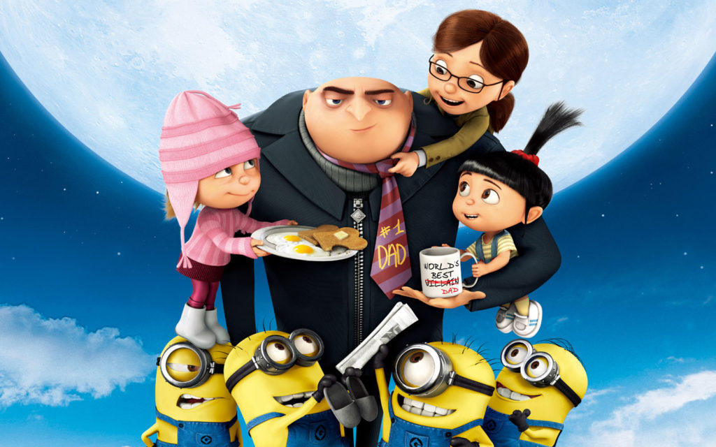Despicable Me at Flix Brewhouse