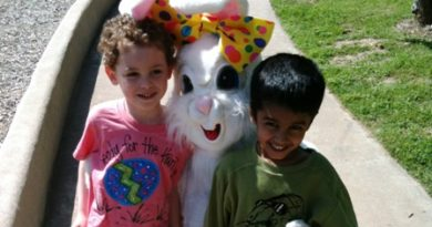 Brushy Creek Egg Hunt