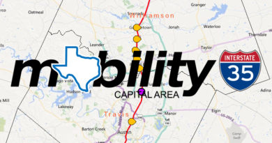 Round Rock Projects Under Construction on I-35 | Spring 2017