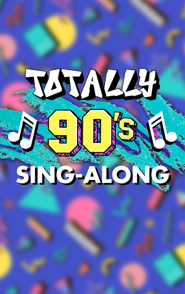 Flix Brewhouse presents a Totally 90s Sing-Along