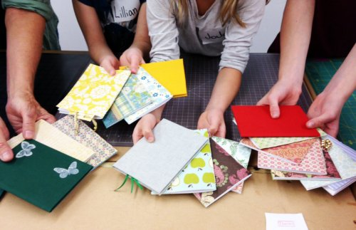 Tween Maker Club: Bookbinding with the Austin Book Arts Center