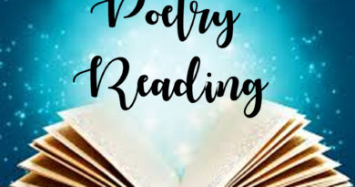 Annual Poetry Reading at the Library