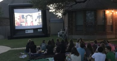 Outdoor Movies in Round Rock with FunFlicks