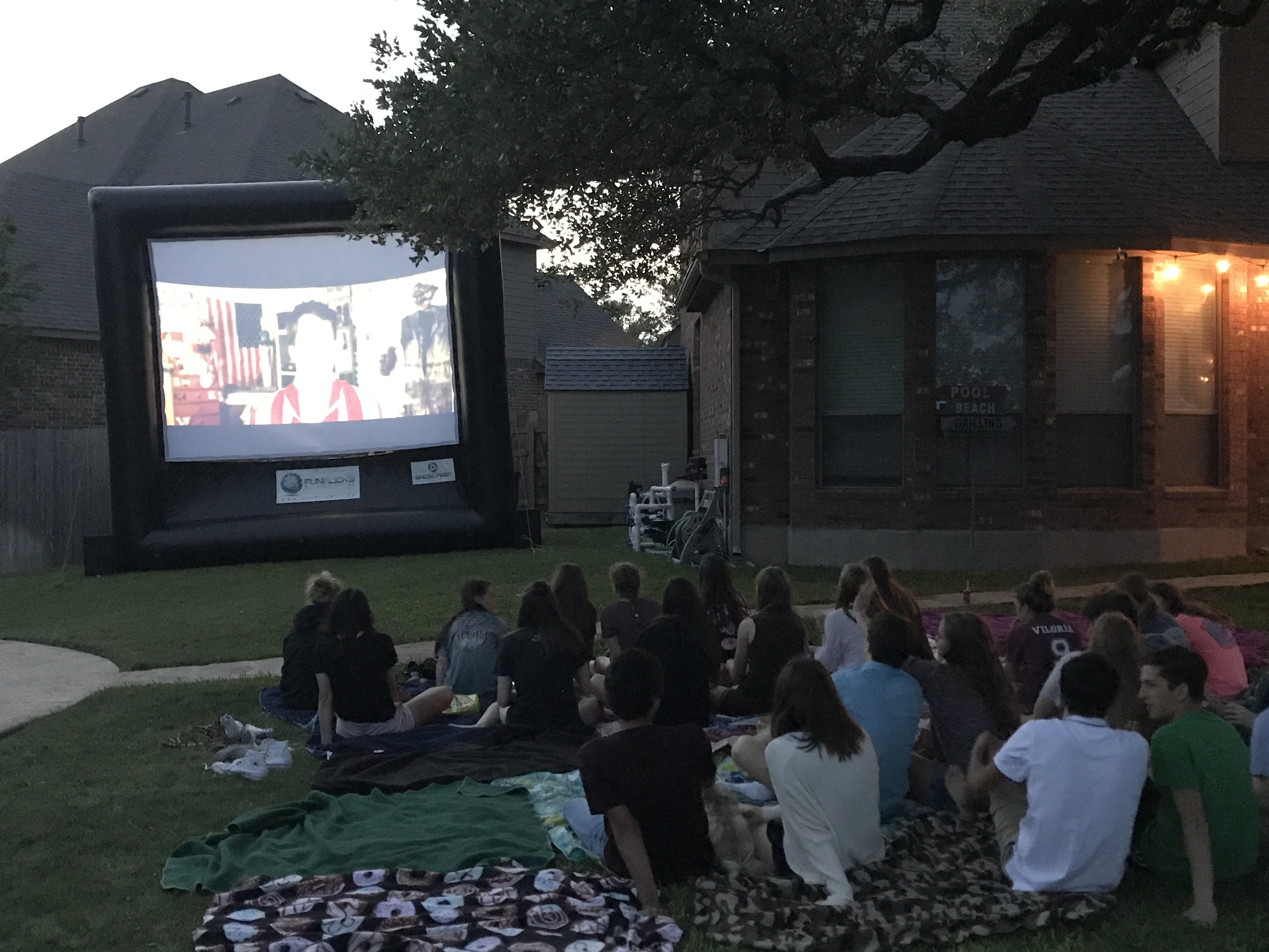 Outdoor Movies In Round Rock With Ultimate Outdoor