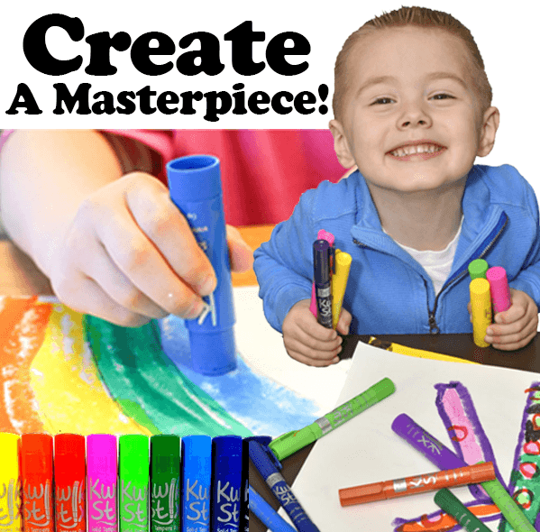 Kaleidoscope Toys FUNtivity Class: Create a Masterpiece