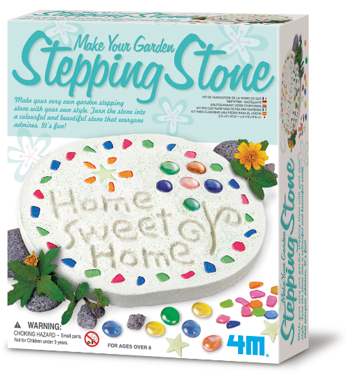 Kaleidoscope Toys FUNtivity Class: Create Your Own Stepping Stones