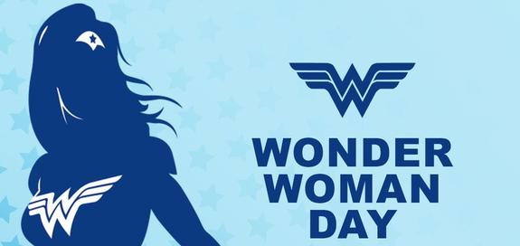 Rogues Gallery Celebrates Wonder Woman Day