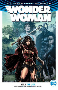 Barnes and Noble celebrates Wonder Woman Day