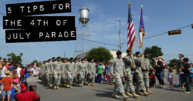 5 Tips for the Round Rock 4th of July Parade