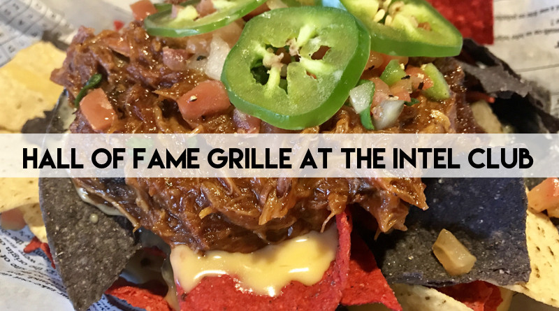 Hall of Fame Grille at the Intel Club at Dell Diamond