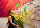 Juggling Workshop with Matt Tardy at the Library (ages 12-18) | July 25, 2017