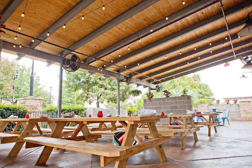 Best Patios in Round Rock: Tortuga Flats