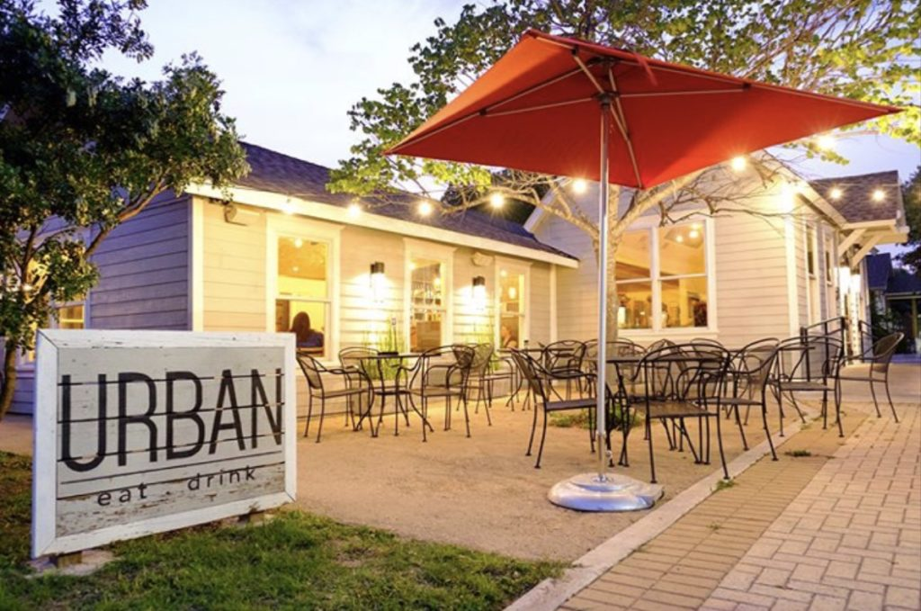 Best Patios in Round Rock: URBAN eat.drink