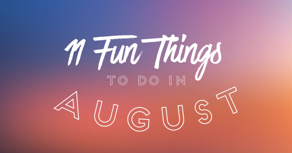 11 Fun Things to do in August in Round Rock