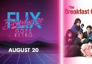Flix Brewhouse Anniversary Retro Movies: Aug 20-26, 2017