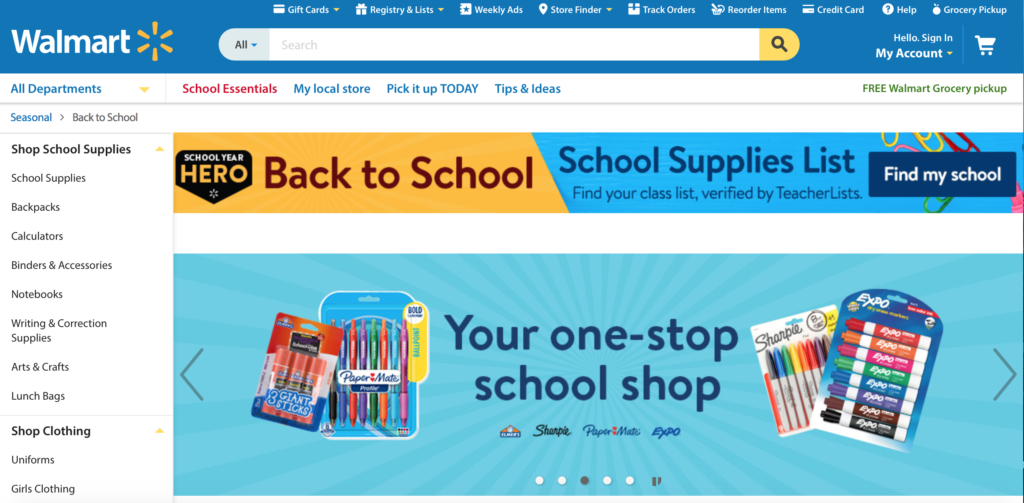 Best Back to School Shopping Tip