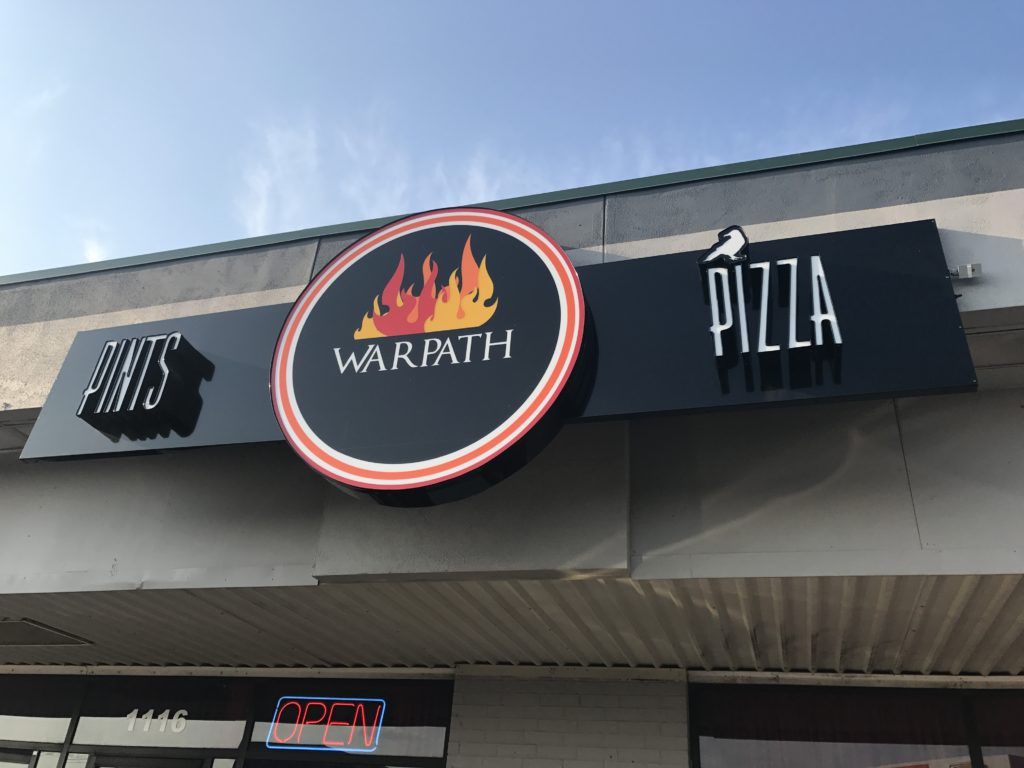 Warpath Pints & Pizza