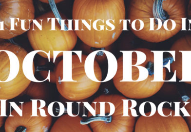 11 Fun Things to Do in October in Round Rock