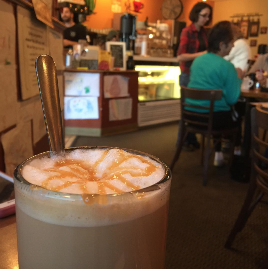 Top Coffee Shops in Round Rock: Cafe Java