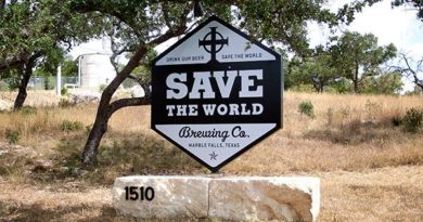 Save the World Beer Dinner at Greenhouse Craft Food | September 24, 2017