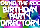 Round the Rock Birthday Party Directory | 2017-2018