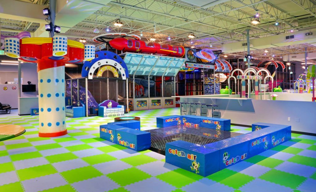 Indoor Play Places in Round Rock - Catch Air Round Rock