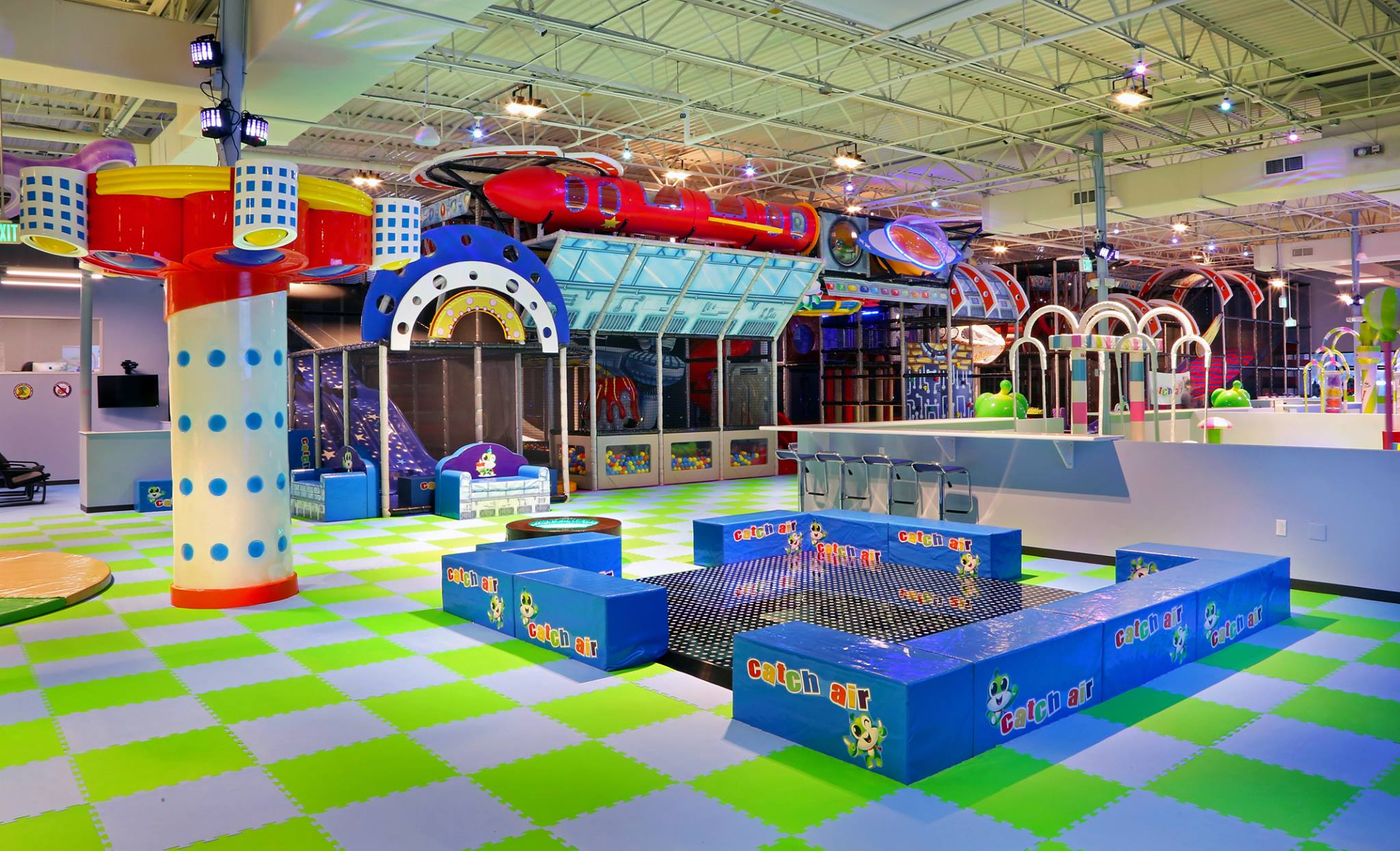 Get Your Kids Moving At These 11 Indoor Play Places In