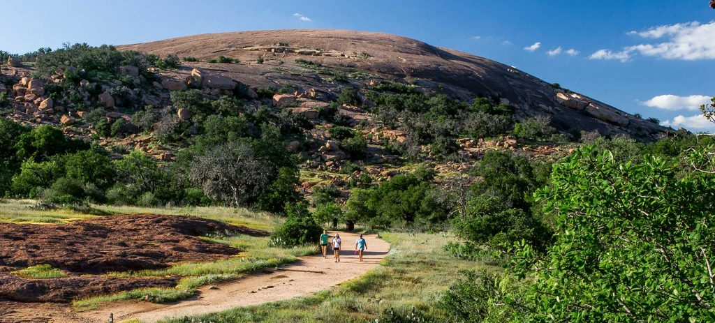 10 Fall Getaways from Round Rock - Enchanted Rock