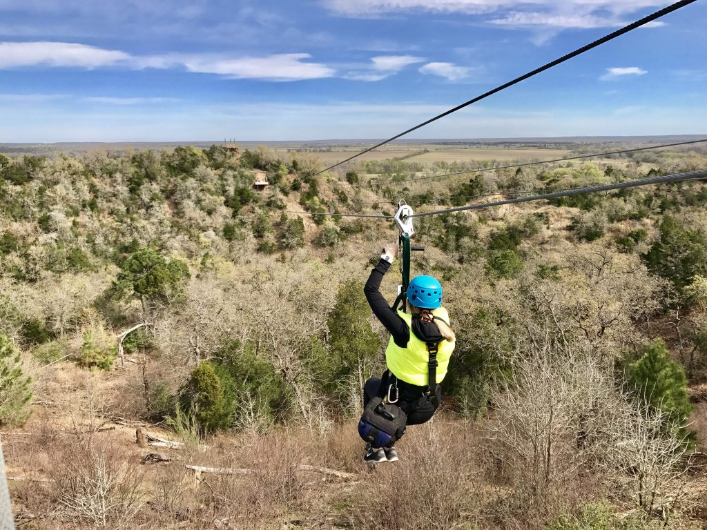 10 Fall Getaways from Round Rock - Zip Lost Pines