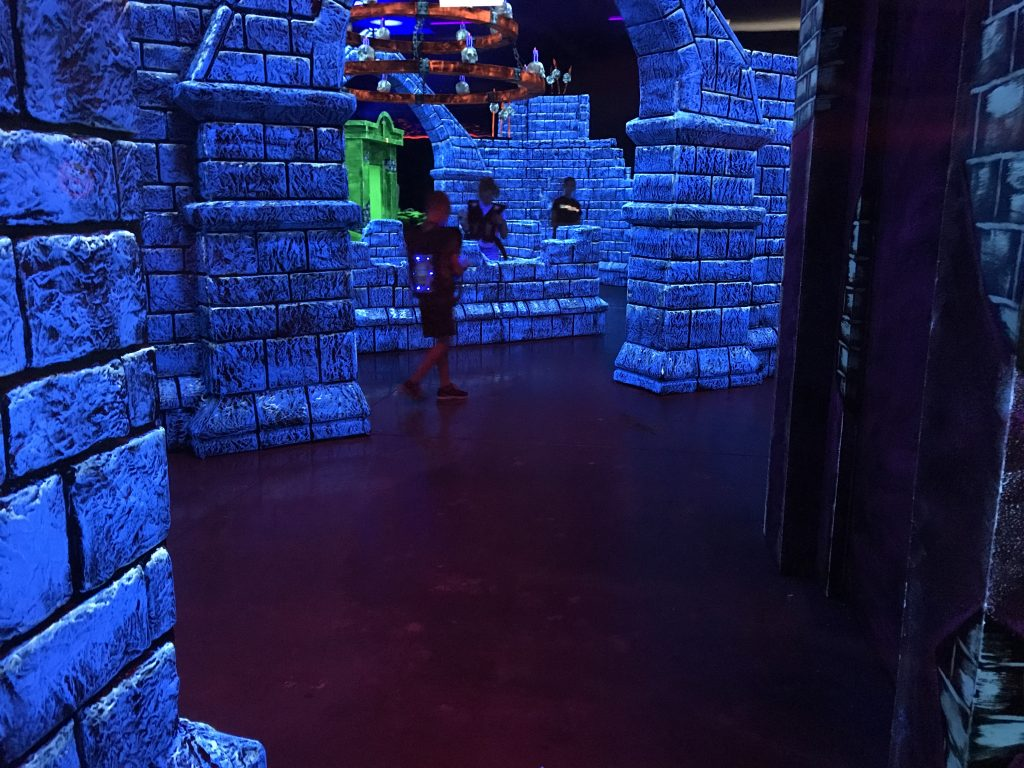 Monster Mini Golf and Laser Challenge in Round Rock