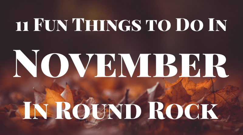 November in Round Rock
