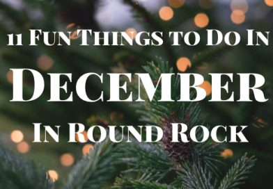 11 Fun Things to Do in December in Round Rock