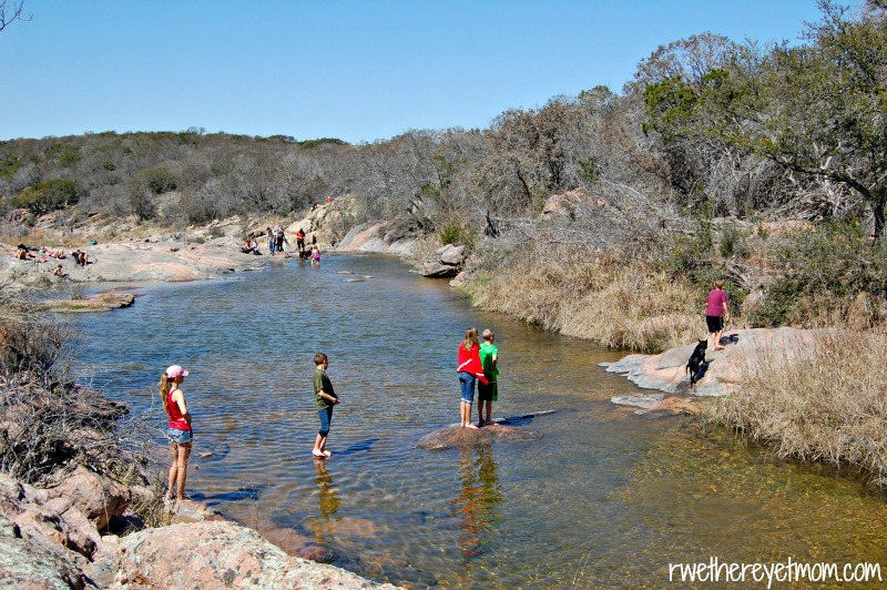 10 Fall Getaways from Round Rock - Inks Lake State Park