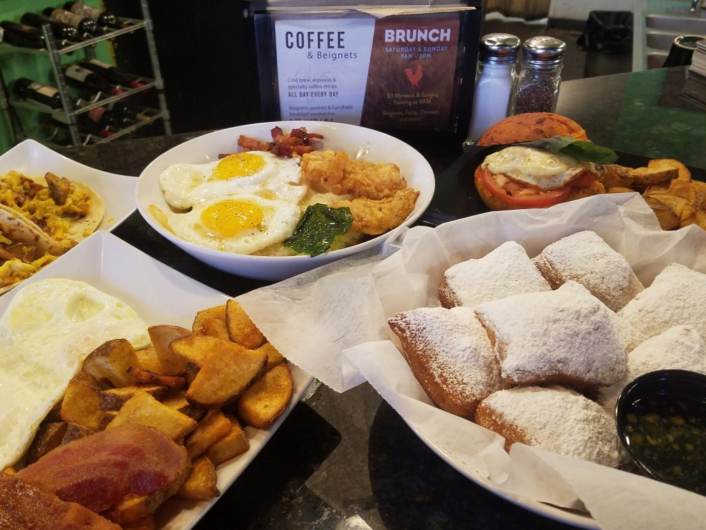 Brunch in Round Rock: Greenhouse Craft Food