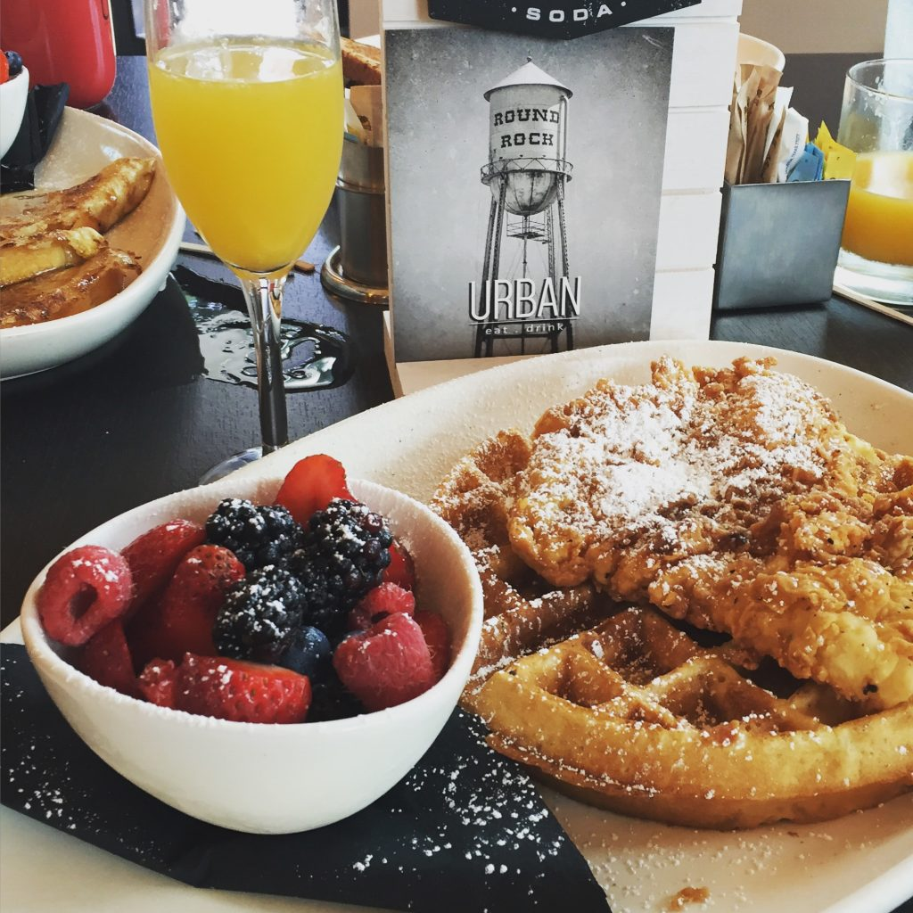 Brunch in Round Rock: UBRAN eat.drink