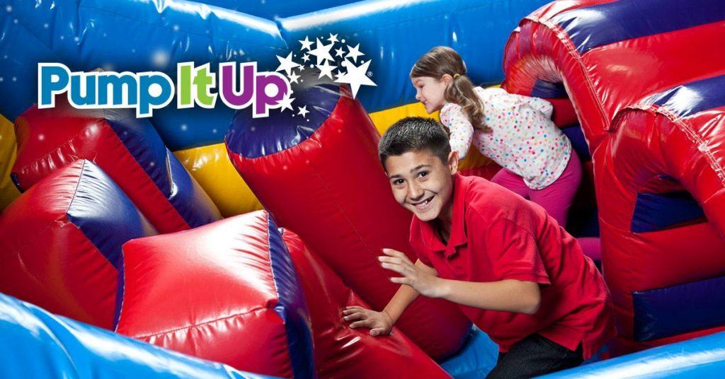 Indoor Play Places in Round Rock - Pump It Up