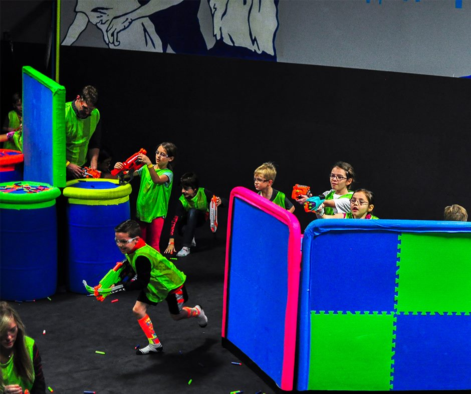 Indoor Play Places in Round Rock - Dart'em Up